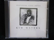 Kim Waters Featuring Isaac Hayes - All Because Of You (CD)