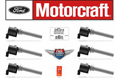 6 pcs Original Motorcraft Ignition Coil DG500 FD502