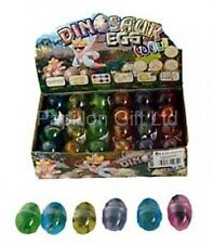 Dinosaur slime putty egg - great fillers for party bags