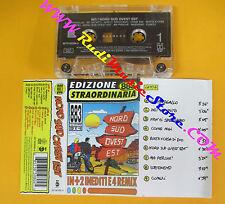 MC 883 Nord sud ovest est EDIZIONE STRAORDINARIA 2000 CGD no cd lp dvd vhs