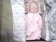 NURSERY NEWBORNS IT'S A GIRL  PORCELAIN DOLL FROM THE ASHTON DRAKE GALLERIES