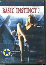 Basic Instinct 2 (DVD, 2006, Unrated)..