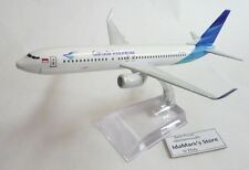GARUDA INDONESIA GA Die cast Model Boeing B737-8AS PK-GEM 1:500 15cm 2014 Plane