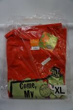 INVADER ZIM Come My Filthy Stink Children SHIRT ~ Adult XL ~NWT NEVER WORN