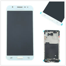 Full Display Lcd Touch Screen Frame For Samsung Galaxy J500F J5 J500M Bianco