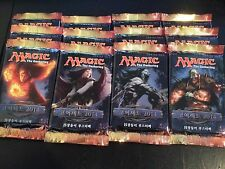 MTG MAGIC LOT DE 12 BOOSTERS M14 EDITION CORE SET 2014 (KOREAN)