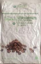 Earth's Pride Organic Decaffeinated Colombian Whole Bean Coffee - 2 LB. 32 OZ