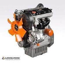 Lombardini Motor Diesel LDW 1003 - 27,2Hp 3 cylinder 2 YEARS WARRANTY