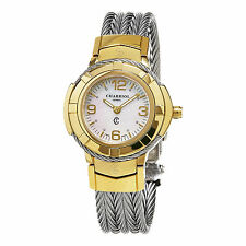 Charriol Women's Celtic MOP Dial Two Tone Stainless Steel Watch CE426Y1.640.002
