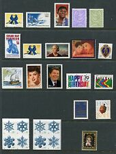 US 2006 Complete Commemorative Year Set NH 155 Stamps - 7 Sheets & 60 Stamps USA
