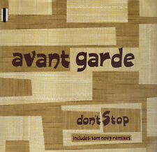 AVANT GARDE  - Don't Stop (Included Tom Novy Rmx) - Uneven