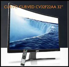 """CURVO CURVED CV32F22AA 32"""" 2000R Curved 32"""" Monitor 1920x1080 FHD Monitor"""