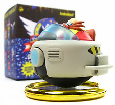 "Kidrobot x Sega SONIC THE HEDGEHOG Mini Series EGGMOBILE 3"" Vinyl Figure"