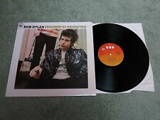 BOB DYLAN Highway 61 revisited PORTUGESE CBS LP Stereo Laminated sleeve + Inner