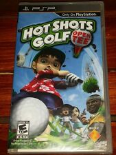 Hot Shots Golf: Open Tee (PSPortable, 2005) *SEALED* SHIPS OUT FAST Mon-Sat!