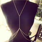 Harness Bikini Chain Necklace Sexy Fashion Belly Waist Cross Body Body Jewelry