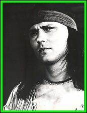 """MICHAEL HORSE in """"The Legend of the Lone Ranger"""" Orig. DBLE WEIGHT PORTRAIT 1981"""