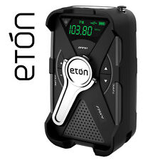 Eton FRX4 AM/FM/Shortwave Portable Radio with Emergency Hand-Crank Generator