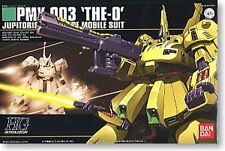 BANDAI HGUC 1/144 PMX-003 THE O Plastic Model Kit Mobile Suit Z Gundam Japan