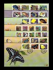 South Africa 2000 7th Definitive Fauna and Flora set of 7 x FDC