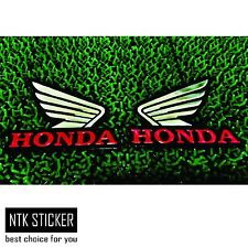 HRC Decals Sticker Honda Red Wing  Metal Mulisha Motorcycle Big Bike rac 219 3D