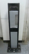 New Aluminum Pedestal Center Mount for Payphones Phone Mount Payphone Enclosure