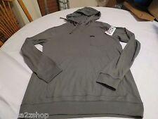 Quiksilver long sleeve shirt snit hood hoodie hoody medium M KQC0 Men's NEW NWT