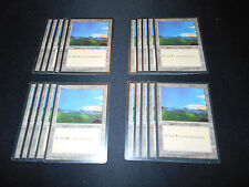 20x Basic Land*SAME ART*Plains*Ice Age**Magic the Gathering MTG**FTG