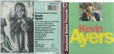 KEVIN AYERS CD: SINGLE TRACKS 1969-1980 (DOKUMENT SERIES CSAP CD 110)