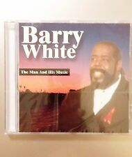 The Man and His Music by Barry White (CD)
