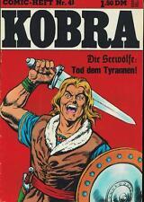 Kobra 1976/ 41 (Z1), Gevacur