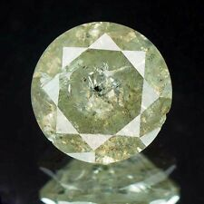 0,72 CTS DIAMANTE NATURAL COLOR AMARILLO. CERTIFICADO.