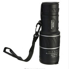 10x40 Double Zoom Optical Outdoor Monocular Telescope High Definition PowerZoom