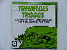 TREMELOES  TROGGS Here comes by baby BEP 17801
