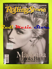 ROLLING STONE USA MAGAZINE 1090/09 Madonna Motorhead Jack Johnson B.Raitt No*cd