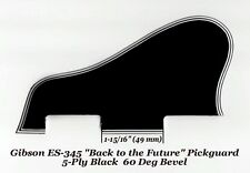 "ES-345 335 Pickguard &  Mount ""Back to the Future"" for Gibson Guitar Project NEW"