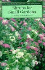 "Wh:Shrubs For Small Gardens (Wisley), Rushforth, Keith D., ""AS NEW"" Book"