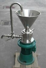 NEW Vertical Sesame soybean Peanut Butter  colloid mill grinder machine JML-65