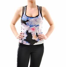 Finders Keepers Women's Run The World Singlet Flowers Print Multi Size S BCF65