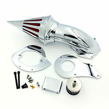 New Spike Air Cleaner Kits Filter For 99-12  Honda Shadow 600 Vlx600Chrome