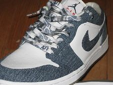 Air Jordan I Denim Low 1 Mens US 10.5 Wmns US 12 Nike