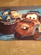 Disney CARS Lightning McQueen Mater Guido Luigi Pillowcase Fabric