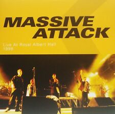 Massive Attack ‎– Live At Royal Albert Hall 1998 - Doble LP