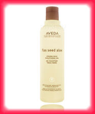 AVEDA FLAX SEED ALOE STRONG HOLD SCULPTING GEL HAIR NEW & FRESH 8.5 oz.