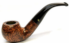 Peterson Aran Apple Bent Briar Pipe with Free Pipe Tool (03)