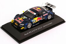 1:43 Audi RS 5 DTM 2013 Red Bull Nr.12 Jamie Green - Spark - Dealer-Edition