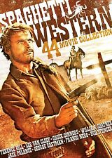 SPAGHETTI WESTERN COLLECTION : 44 MOVIE SET  - Region Free DVD - Sealed