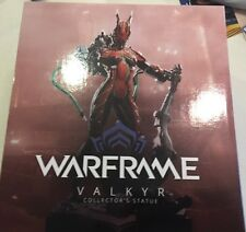 "SDCC Exclusive Limited Numbered 100 Made Warframe 8"" Valkyr With Code Symbiote"