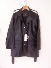 BRAND NEW, EMPORIO, Ladies Black Jacket, Size Medium