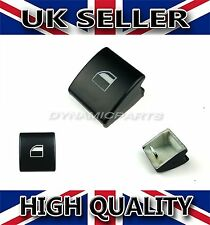 BMW E46 3 SERIES WINDOW SWITCH POWER BUTTON CAP COVER LEFT OR RIGHT 1998-2005